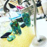 【Instagram】ターコイズダガーピアス